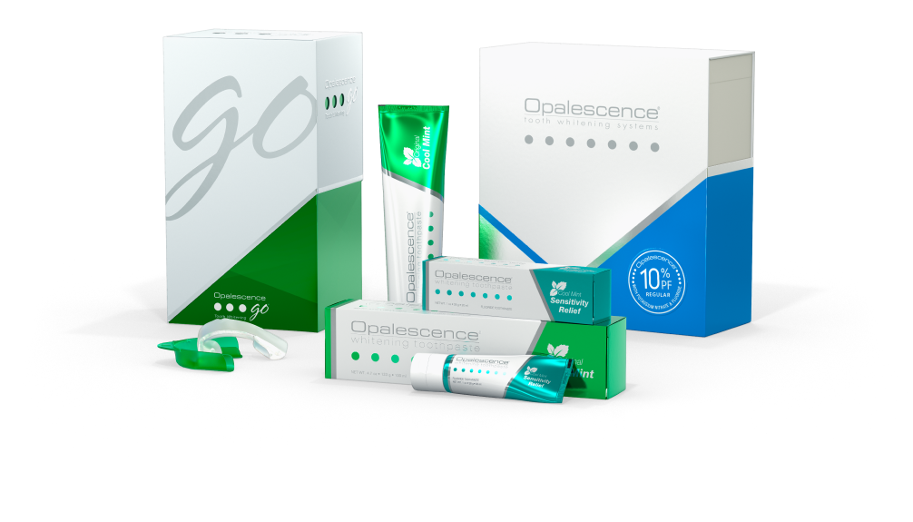 Opalescence Whitening Family Products